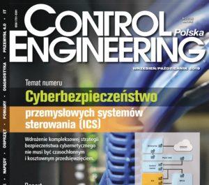 Przeczytaj o Nas w najnowszym numerze Control Engineering